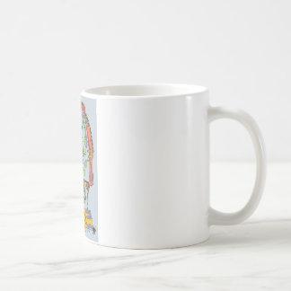スピリチュアル コーヒーマグカップ