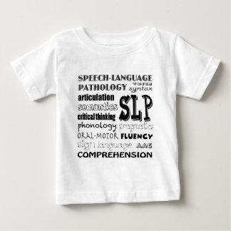 スピーチの言語病理学者 ベビーTシャツ