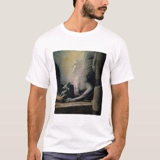 スフィンクスおよびキメラ1906年(キャンバスの油) Tシャツ