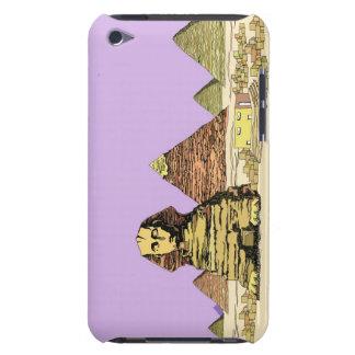 スフィンクスおよびピラミッド Case-Mate iPod TOUCH ケース
