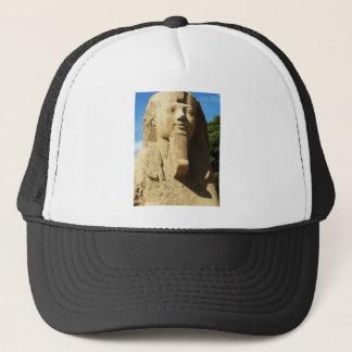 スフィンクス-メンフィスエジプトの新しい王国 キャップ