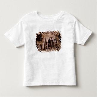 「スプリンガーの兄弟、ボストン、秋および冬Collec トドラーTシャツ