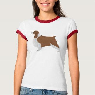 スプリンガースパニエルのTシャツ Tシャツ