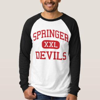 スプリンガー-悪魔-ニューメキシコ高スプリンガー Tシャツ