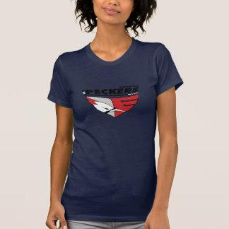 スプリングフィールドのキツツキのホッケーチーム Tシャツ