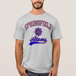 スプリングフィールド原子 Tシャツ