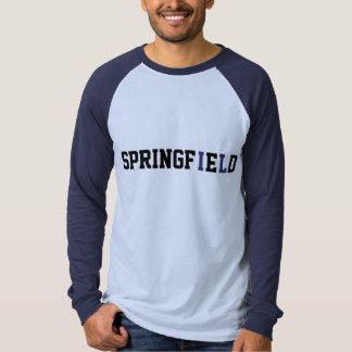 スプリングフィールド Tシャツ