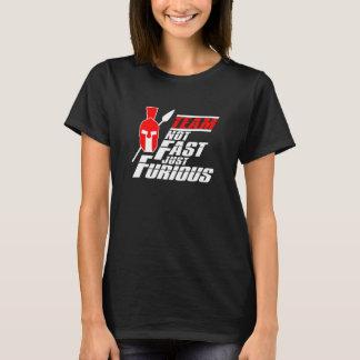 スプリントのスパルタ式のティー-女性 Tシャツ