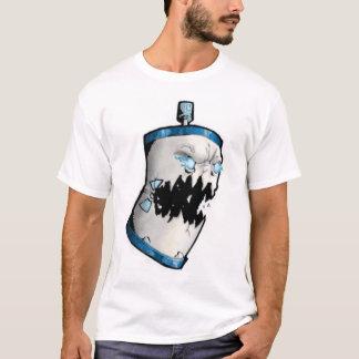 スプレーのマスター Tシャツ
