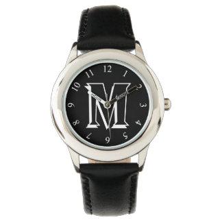スプロケットのデラックスなモノグラム 腕時計