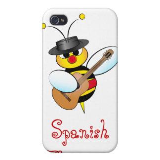 スペインのなフラメンコの蜂 iPhone 4/4Sケース