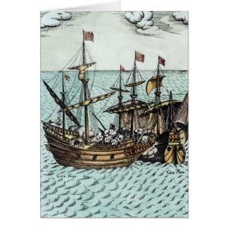 スペインのな宝舟 カード