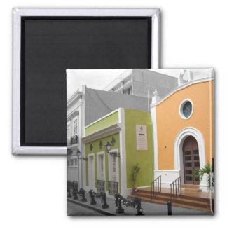 スペインのな建築の磁石 マグネット