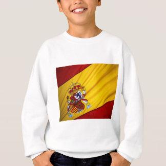 スペインのな旗 スウェットシャツ