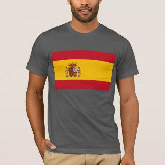 スペインのな旗 Tシャツ