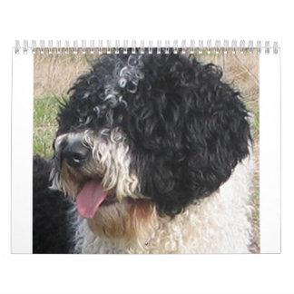 スペインのな水Dog.png カレンダー