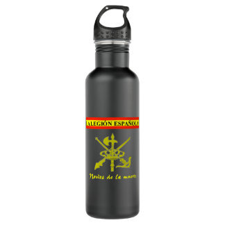 スペインのな軍隊 ウォーターボトル