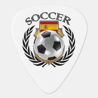 スペインのサッカー2016ファンのギア ギターピック