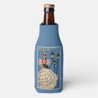 スペインのヴィンテージ旅行カスタムなボトルのクーラー ボトルクーラー