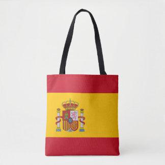 スペインの国旗 トートバッグ