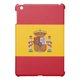 スペインの旗のAppleのiPadの場合 iPad Mini Case