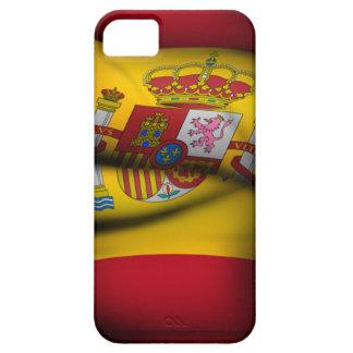 スペインの旗のIphone 5の穹窖の箱 iPhone SE/5/5s ケース