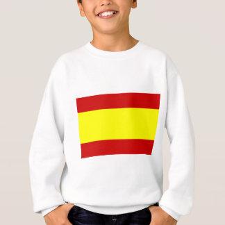 スペインの旗 スウェットシャツ