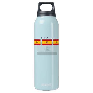 スペインの旗 断熱ウォーターボトル