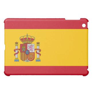 スペインの旗 iPad MINI カバー