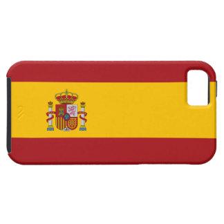 スペインの旗 iPhone SE/5/5s ケース