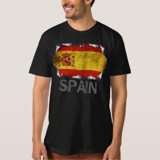 スペインの旗 Tシャツ