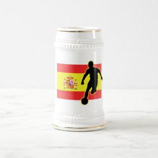 スペインの罷業者4 ビールジョッキ