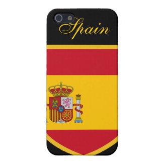 スペインの美しい旗 iPhone 5 カバー