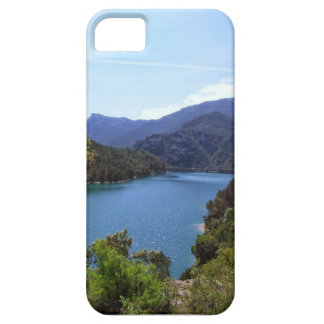 スペインのiPhoneの場合の山及び湖 iPhone SE/5/5s ケース