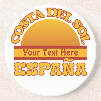 スペインコスタ・デル・ソルのカスタムのコースター コースター