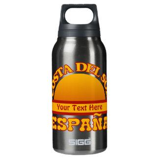 スペインコスタ・デル・ソルのカスタム 断熱ウォーターボトル