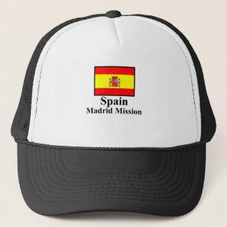 スペインマドリードの代表団の帽子 キャップ