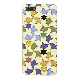 スペイン人のアルハンブラのスタイルのタイルのモザイク模様 iPhone SE/5/5sケース