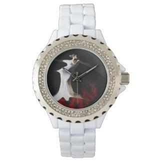 スペイン人のダンス 腕時計