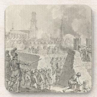 スペイン語はBommel 1599年で攻撃します コースター