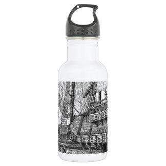 スペイン語Galleon ウォーターボトル