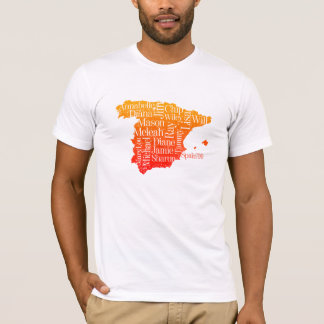 スペイン2009年 Tシャツ