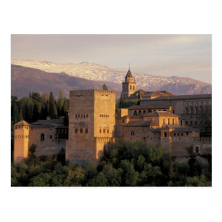 スペイン、グラナダ、アンダルシアアルハンブラ、 ポストカード