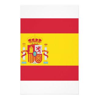 スペイン/スペインのな旗 便箋
