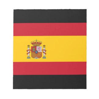スペイン ノートパッド