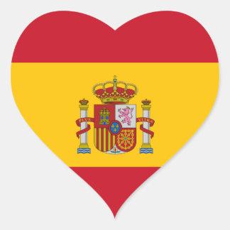 スペイン ハートシール