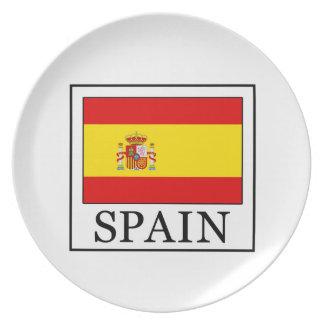 スペイン プレート