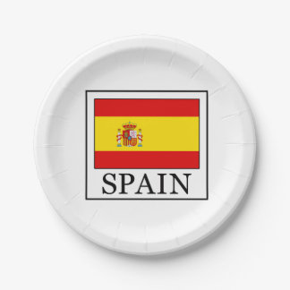 スペイン ペーパープレート