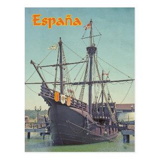 スペイン ポストカード