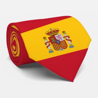 スペイン- Bandera deエスパーニャの旗 ネックウェアー